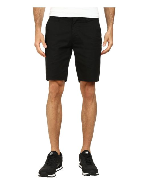 Brixton - Black Toil Ii Short for Men - Lyst