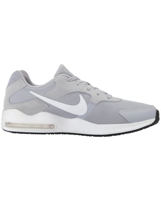 separation shoes d727c 35430 ... promo code nike gray air max guile black white mens shoes for men 3e53d  eac5b