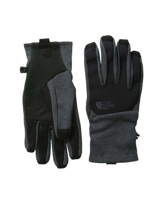 The North Face | Gray Canyonwall Etip Gloves | Lyst