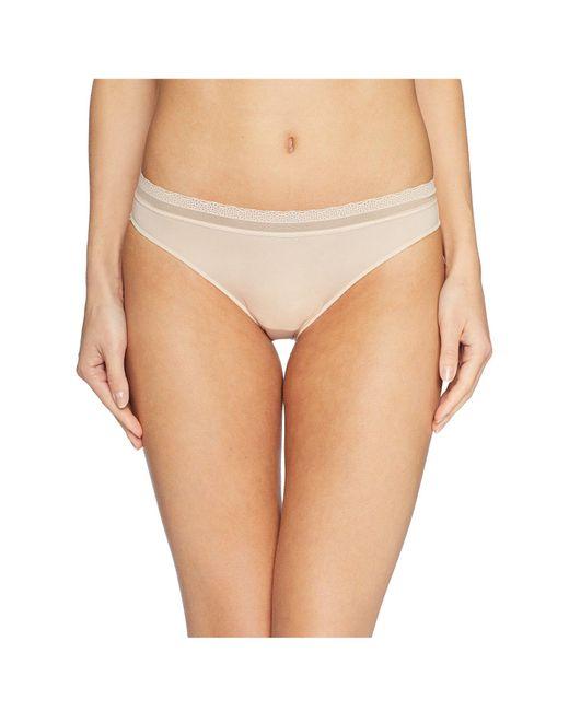 On Gossamer - Multicolor Next To Nothing Micro Hip Bikini G1170 (black) Women's Underwear - Lyst