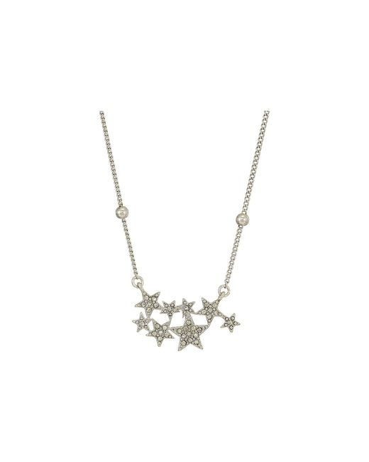 House of Harlow 1960 - Metallic Star Cluster Dainty Necklace (gold) Necklace - Lyst