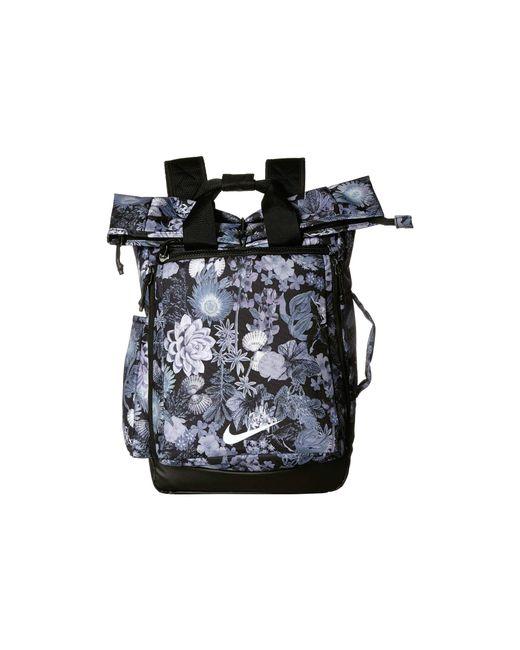 Nike Black Sport Printed Golf Backpack