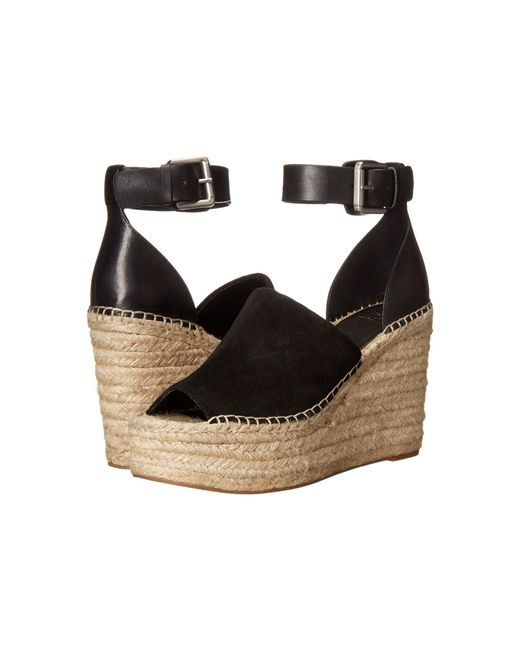 Marc Fisher - Natural Adalyn Espadrille Wedge (taupe/new Beige Paleni/fine Stetson) Women's Wedge Shoes - Lyst