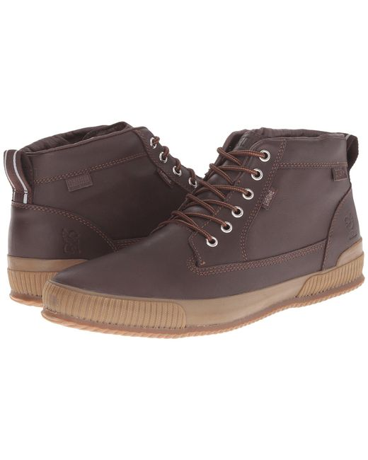 Chrome Industries - Brown Storm 415 Workboot (black) Cycling Shoes for Men - Lyst