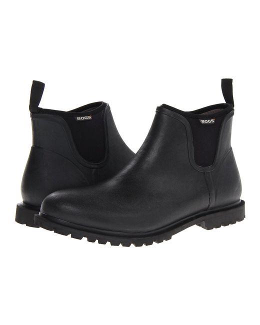 Bogs - Carson (black) Men's Waterproof Boots for Men - Lyst