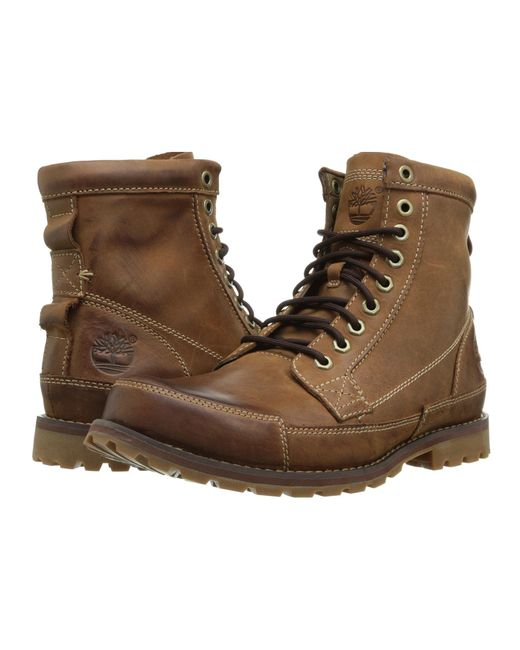 Timberland Earthkeepers 174 Rugged Original Leather 6 Quot Boot