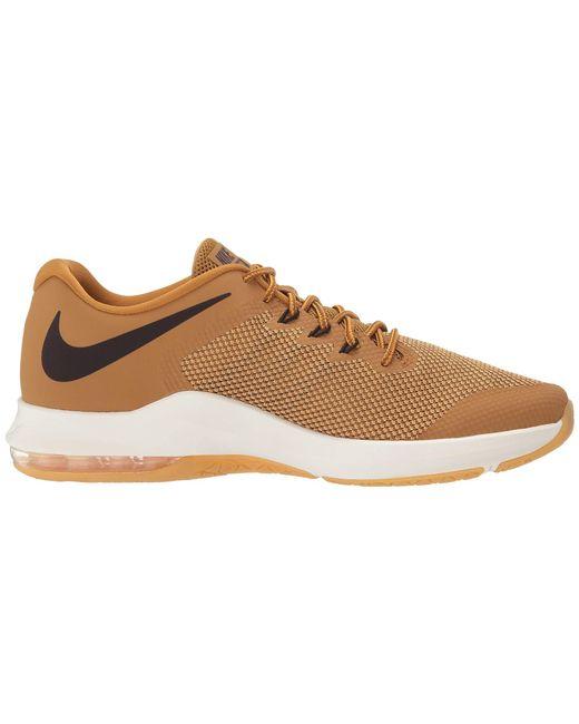 7254aa6e0f6 ... Nike - Brown Air Max Alpha Trainer (black white) Men s Cross Training  Shoes ...