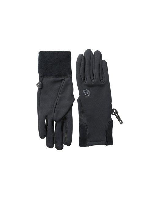 Mountain Hardwear - Power Stretch Glove (black) Extreme Cold Weather Gloves - Lyst