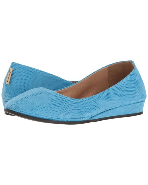 French Sole | Blue Zeppa | Lyst