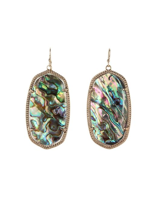 Kendra Scott | Multicolor Danielle Earrings | Lyst