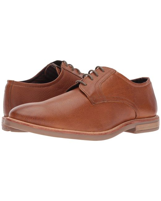 Ben Sherman - Brown Birk Plain Toe (tan) Men's Shoes for Men - Lyst