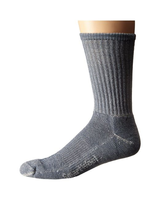 Smartwool - Blue Hike Light Crew (taupe) Crew Cut Socks Shoes - Lyst