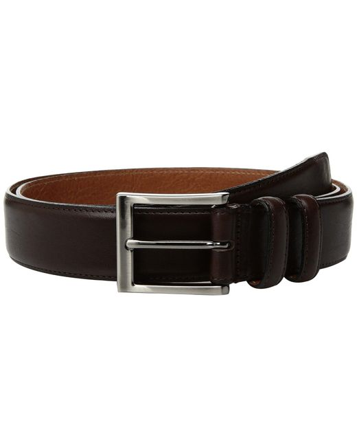 Trafalgar - Brown Corvino (black) Men's Belts for Men - Lyst
