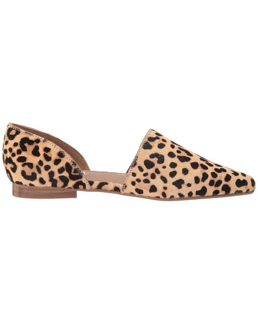 0511994783a ... Steve Madden - Multicolor Talent-l Flat (leopard) Women s Shoes ...