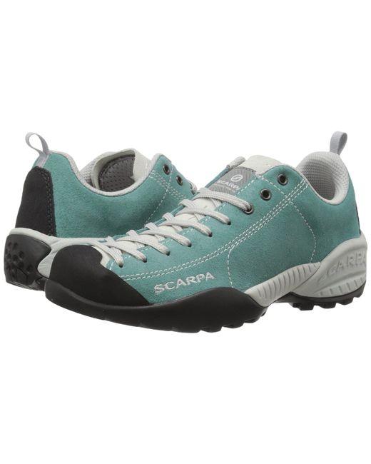 SCARPA - Blue Mojito (lagoon) Women's Shoes - Lyst
