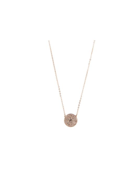 Fossil   Black Vintage Glitz Necklace   Lyst