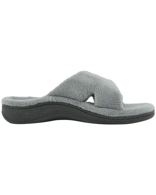 f35df8c11397 Lyst - Vionic Relax (light Grey) Women s Slippers in Gray