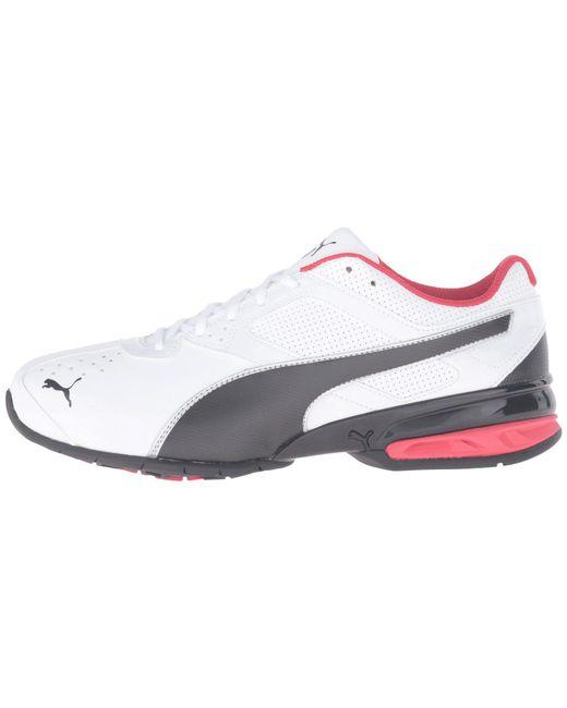 d2081ada6f5a ... PUMA - Multicolor Tazon 6 Fm ( White  Silver) Men s Shoes for Men ...