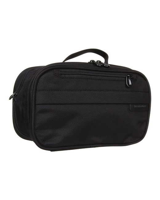 Briggs & Riley | Black Baseline - Expandable Toiletry Kit | Lyst