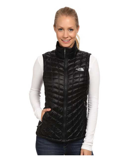 The North Face   Black Thermoballtm Vest   Lyst