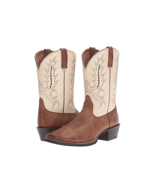 Ariat | Brown Sport Outfitter | Lyst