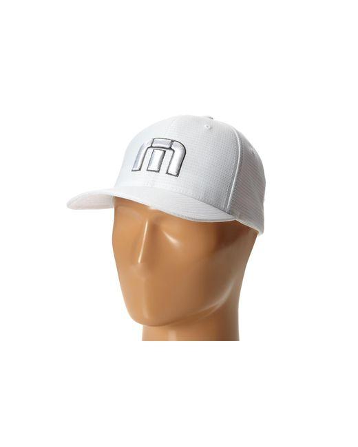 Travis Mathew | White B-bahamas Hat for Men | Lyst