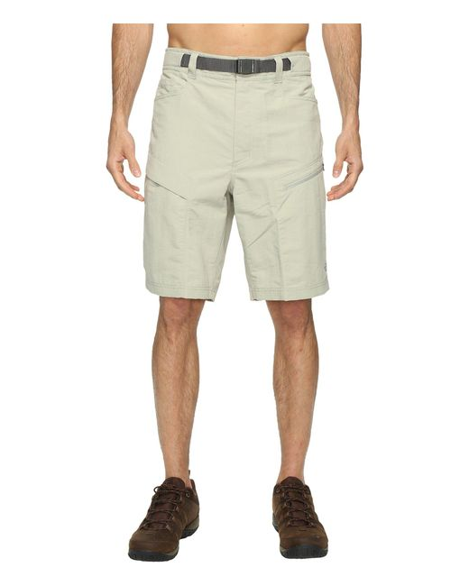 The North Face - Natural Paramount Trail Shorts for Men - Lyst
