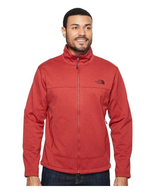 The North Face | Red Canyonwall Jacket for Men | Lyst