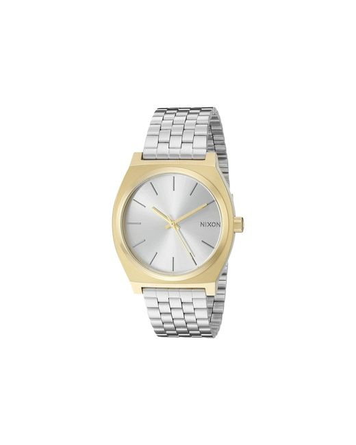 Nixon | Metallic Time Teller | Lyst