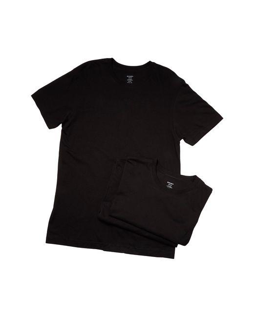 2xist   Black 3-pack Essential Crew Neck T-shirt for Men   Lyst