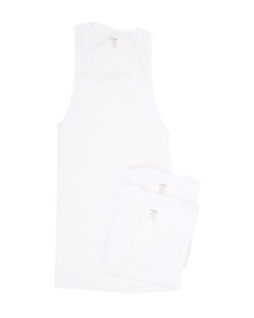 2xist | White 3-pack Essential Athletic Tank Top for Men | Lyst