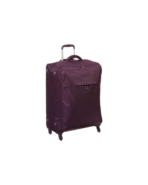"Lipault | Purple Original Plume 28"" Spinner 