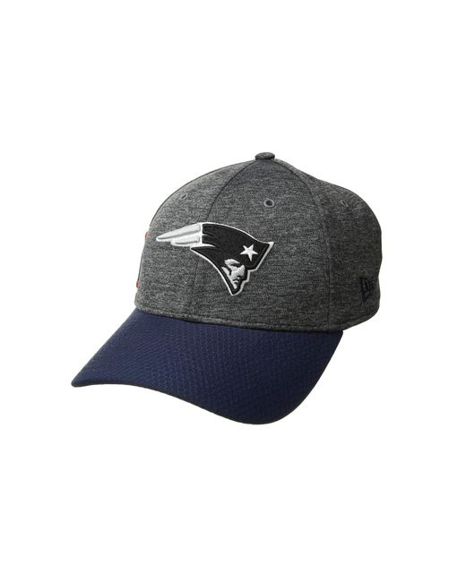 6819563e9 ... section 6b621 e0a6e KTZ - Gray New England Patriots 3930 Home (dark  Grey)  latest edb92 c507e Nike NFL Green Bay Packers NEW True Vapor  Adjustable Hat ...