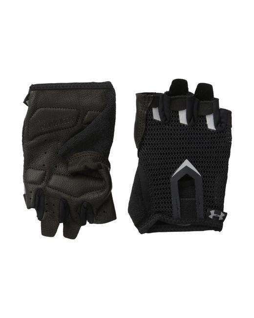 Under Armour   Black Ua Resistor Glove for Men   Lyst
