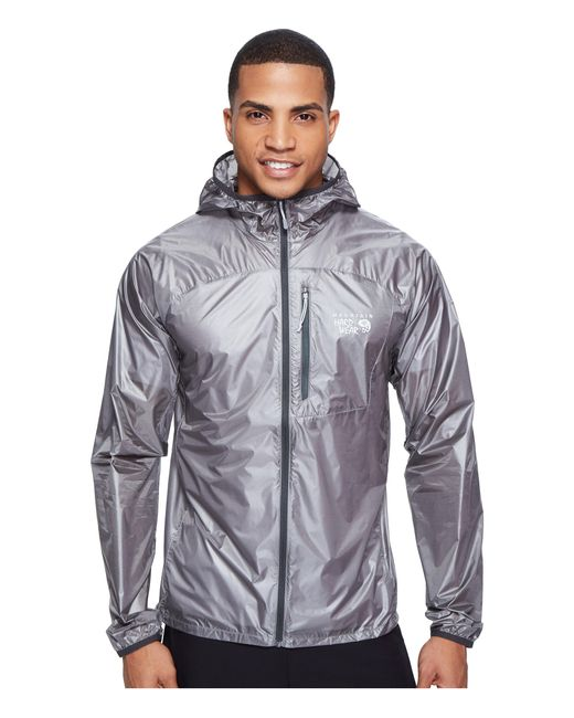 Mountain Hardwear | Gray Ghosttm Lite Jacket for Men | Lyst