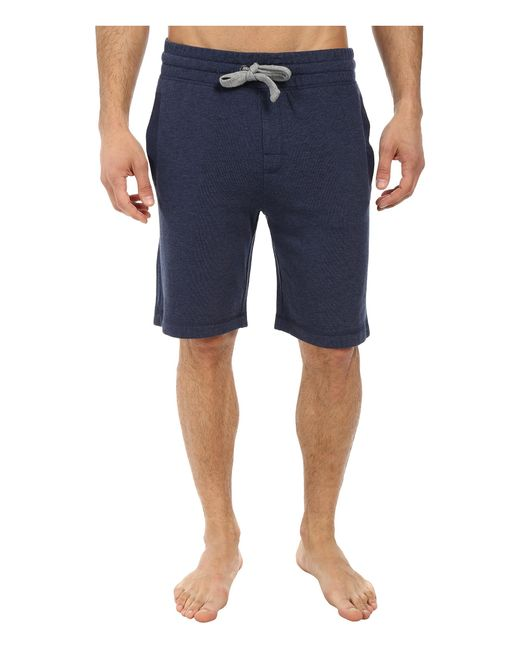 2xist | Blue Core Terry Short for Men | Lyst