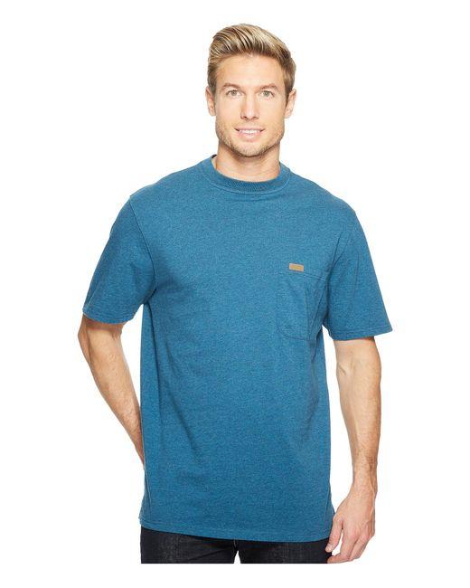 Pendleton | Blue S/s Deschutes Pocket Shirt for Men | Lyst