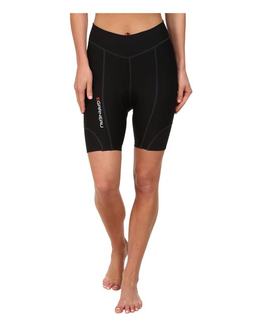 "Louis Garneau | Black Fit Sensor 7.5"" Cycling Shorts | Lyst"