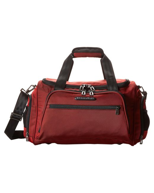 Briggs & Riley | Red Transcend Cabin Duffle | Lyst