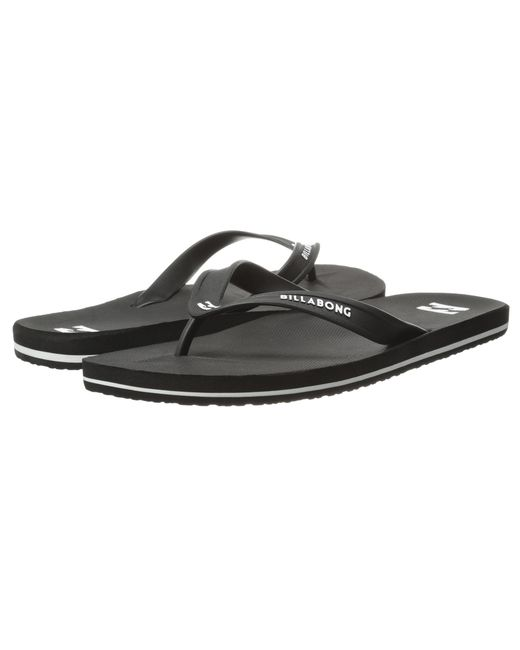 Billabong | Black All Day Solid Sandal for Men | Lyst