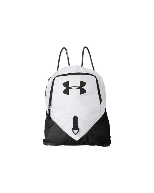 Under Armour | White Ua Undeniable Sackpack | Lyst