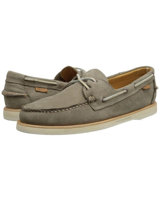 Sebago | Gray Crest Docksides for Men | Lyst