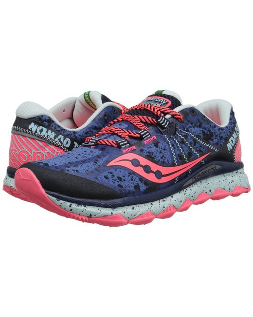 Saucony | Blue Nomad Tr | Lyst