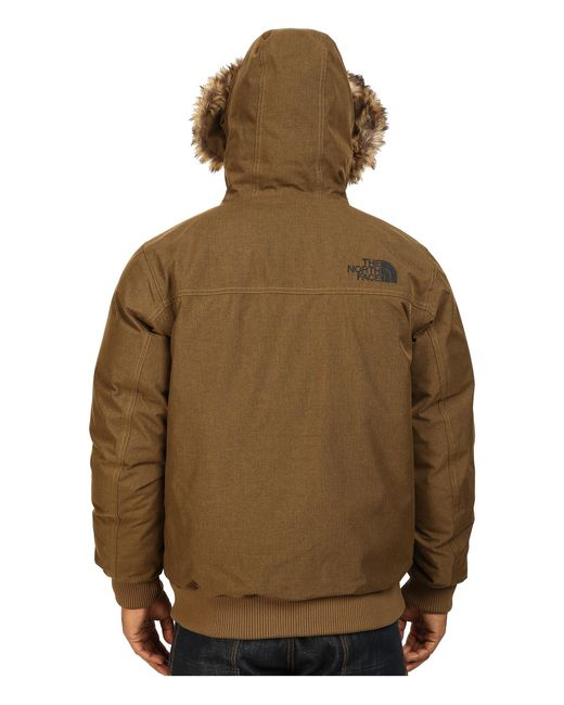 The North Face Gotham Ii Hooded Goose Down Jacket With