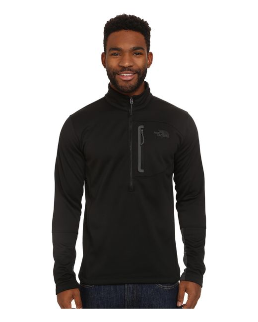 The North Face | Black Canyonlands 1/2 Zip Pullover for Men | Lyst