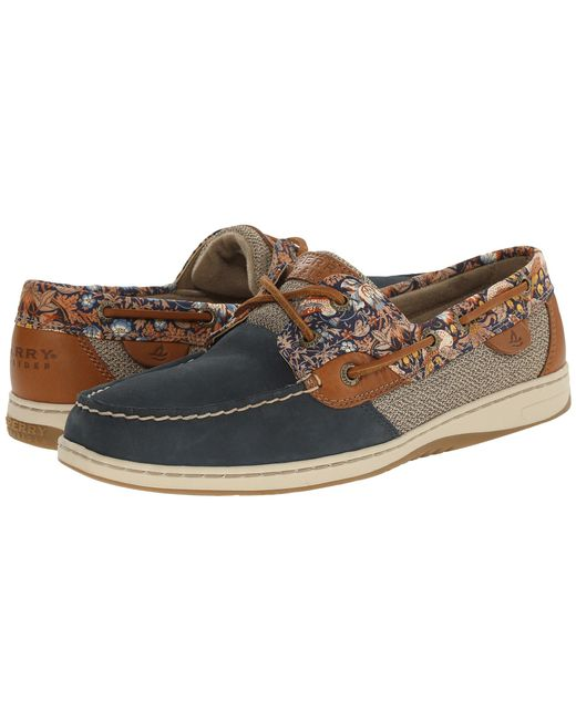 Sperry Top-Sider | Multicolor Bluefish Liberty Floral | Lyst
