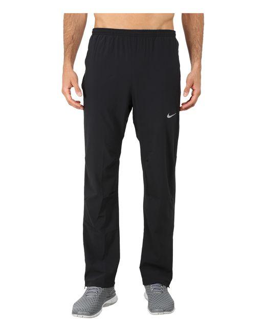 Nike | Black Flex Running Pant for Men | Lyst