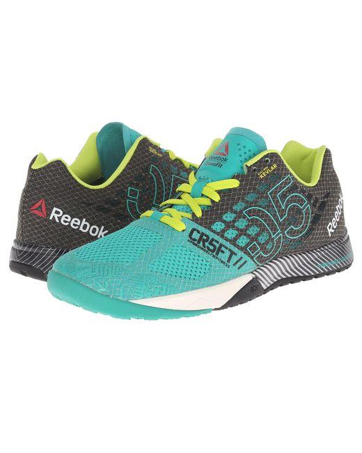 Reebok | Green Crossfit® Nano 5.0 | Lyst