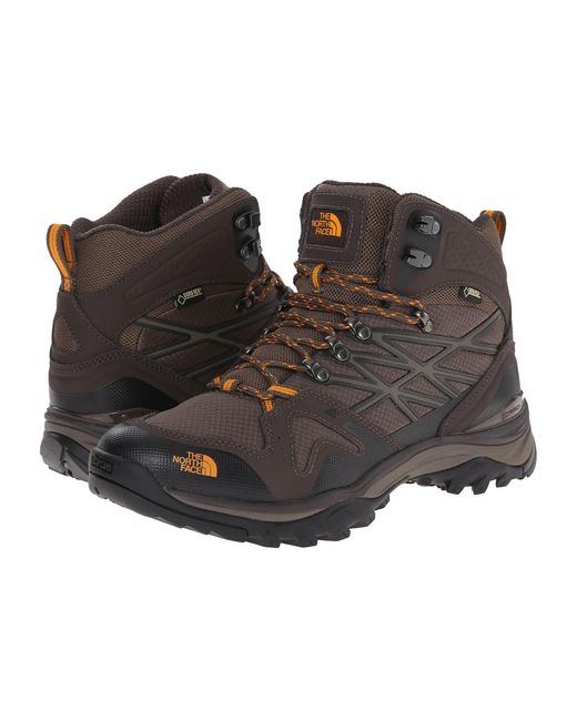 The North Face | Brown Hedgehog Fastpack Mid Gtx® for Men | Lyst