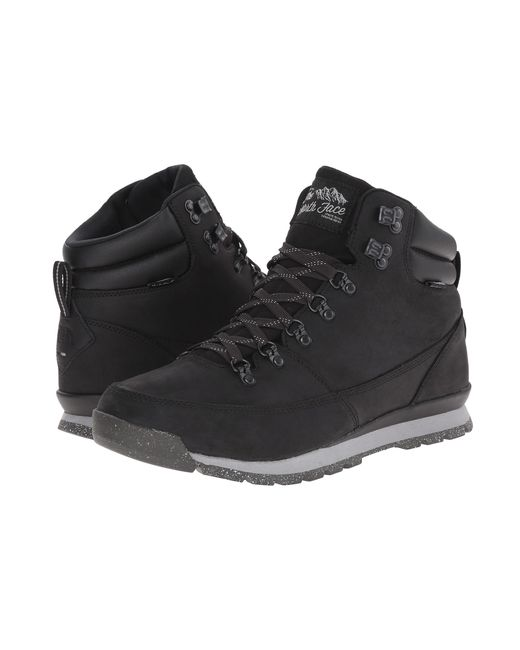 The North Face | Black Back-to-berkeley Redux Leather for Men | Lyst